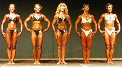 athletic fitness resultat